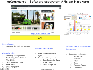 APIs_Inventory_FirstMile